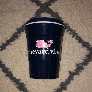 Vineyard Vines Hot/Cold #VVGAMEDAY Travel Cup